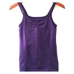 Gap Fit Purple Workout Tank